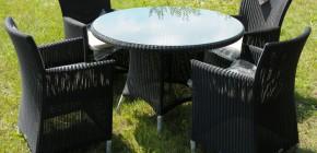Gartenmöbel Sitzgruppe Ibiza